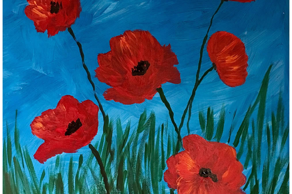 Join us for Paint for a Purpose